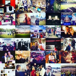 BBC Sussex & BBC Surrey collage